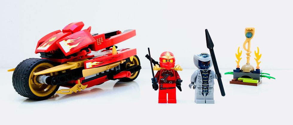 LEGO ® NINJAGO 9441 Kai's Blade Cycle
