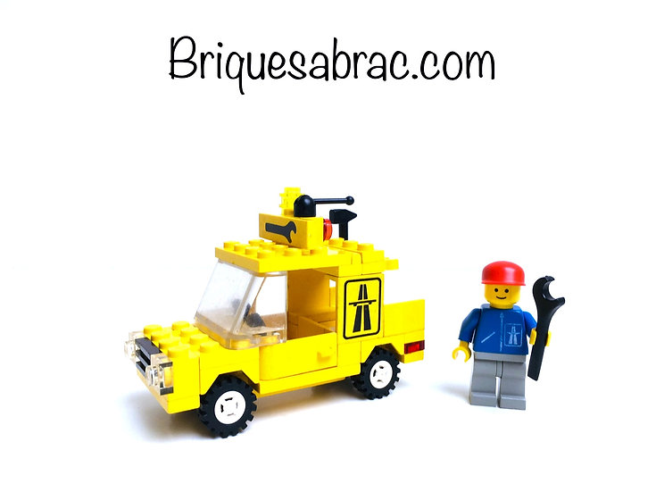 LEGO ® CLASSIC TOWN 6521 Emergency Repair Truck (Occasion)