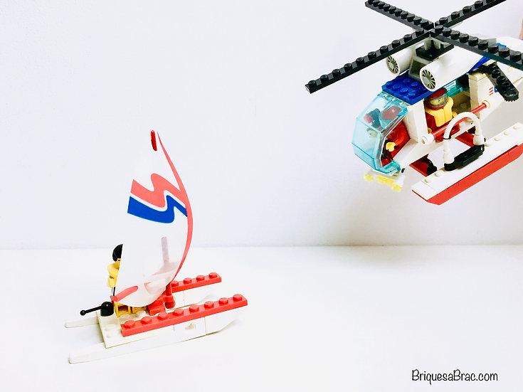LEGO® CLASSIC TOWN 6342 Beach rescue chopper