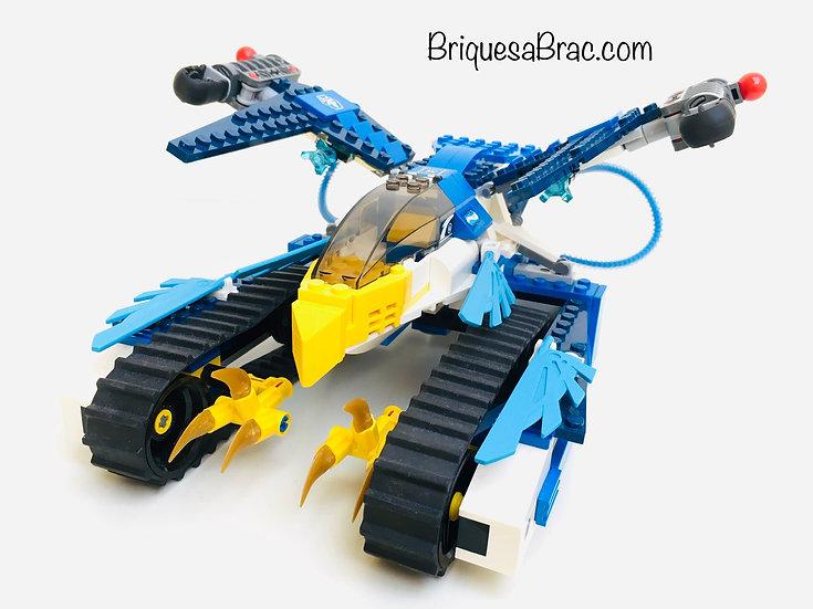 LEGO ® LEGENDS OF CHIMA 70013 L'Ultra Striker d'Equila (Occasion)