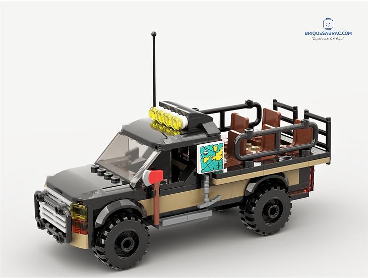SAFARI 4WD  (Article digital)