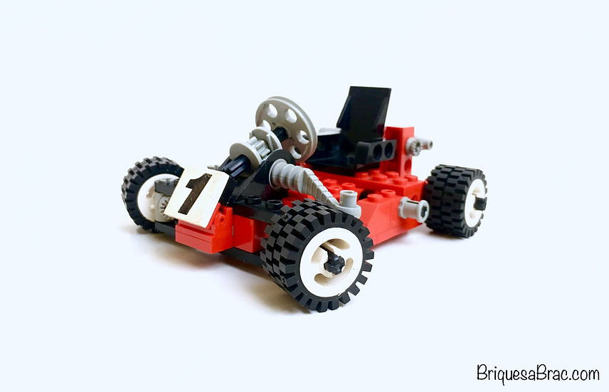LEGO ® TECHNIC 8815 Speedway Bandit