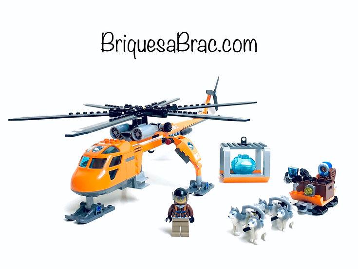 LEGO ® CITY ARCTIC 60034 Arctic Helicrane (Occasion)