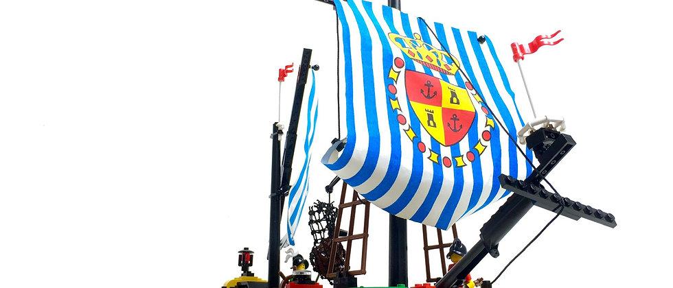 LEGO ® PIRATES 6280 Armada Flagship