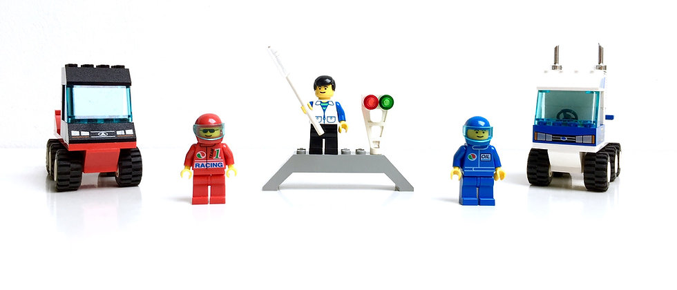 LEGO ® CITY 6424 Truck Race