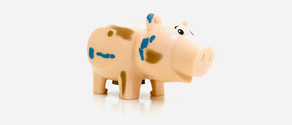 LEGO ® MINIFIG Hamm3 Le Cochon tâché