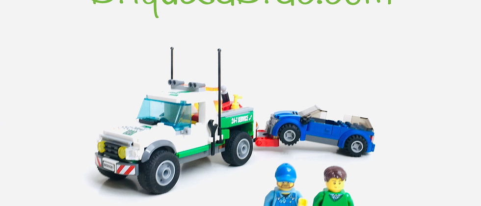 LEGO ® CITY 60081 Pickup Tow Truck