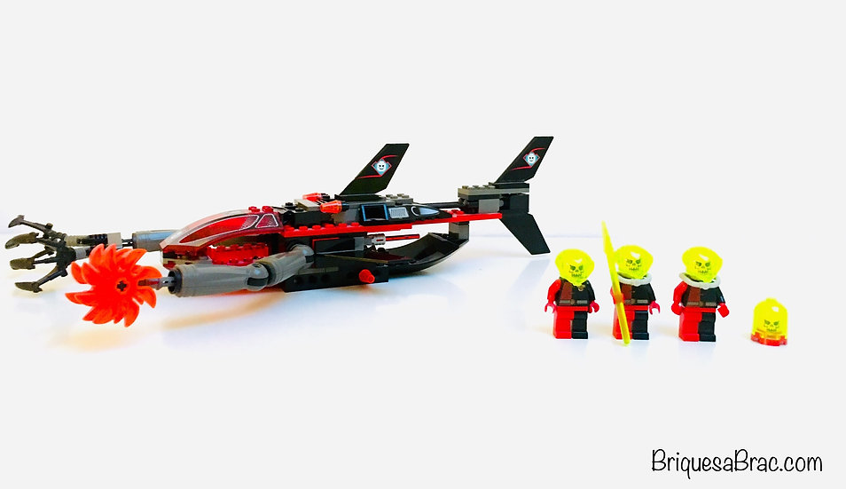 LEGO® ALPHA TEAM 4793 Ogel Sub Shark