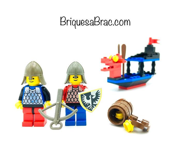 LEGO ® CASTLE BLACK KNIGHT 6018 Battle Dragon