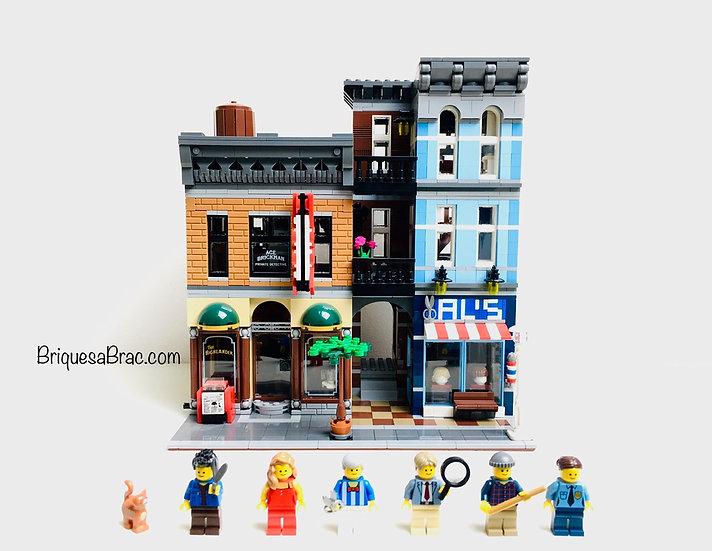 LEGO ® MODULAR 10246 Le Bureau du Detective