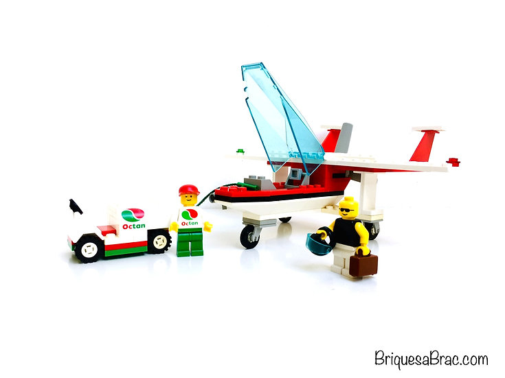 LEGO ® CLASSIC TOWN 6341 Gas N'Go Flyer (Occasion)