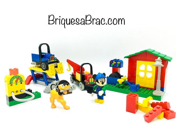 LEGO ® DISNEY® 4166 Mickey's Car Garage