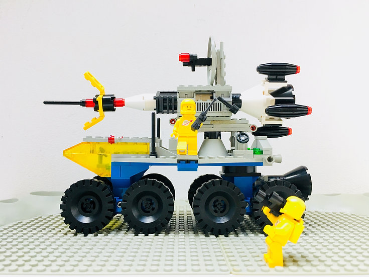 LEGO®  6950  Rocket Mobile Transport