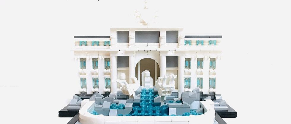 LEGO ® ARCHITECTURE 21020 La Fontaine de Trevi