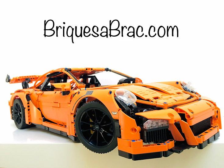 LEGO ® TECHNIC 42056 PORSCHE GT3 RS (Occasion)