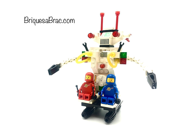 """LEGO ® CLASSIC SPACE 6750 Sonic Robot """"Light & Sound"""" (Occasion)"""