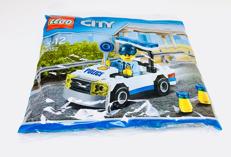 LEGO® CITY 30352 Police Car Polybag