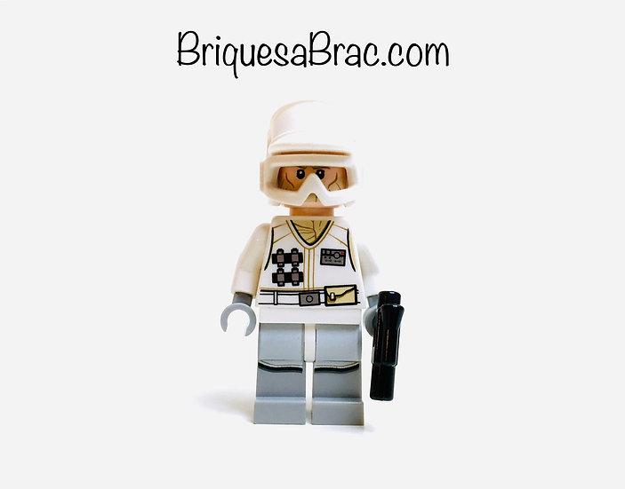 LEGO ® MINIFIGS SW0765 Hoth Rebel Trooper + Accessoire