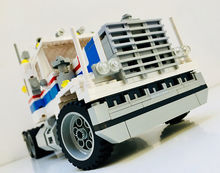 LEGO® 5580 MODEL TEAM Highway Rig