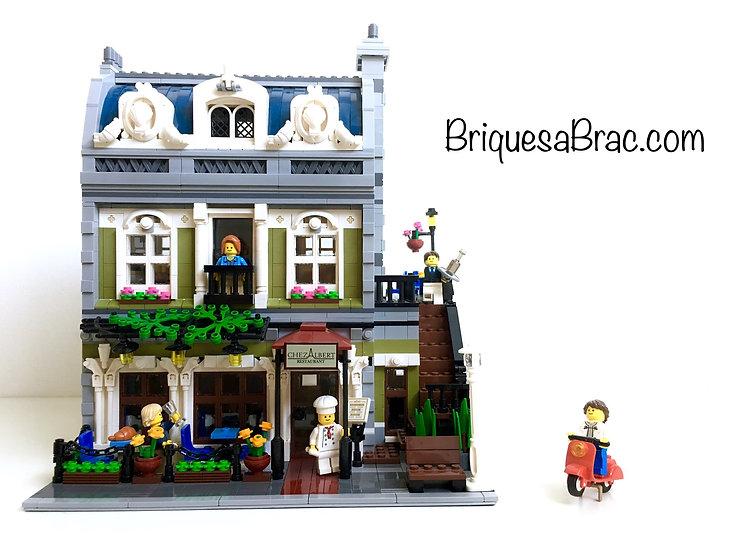 LEGO ® MODULAR 10243 Le Restaurant Parisien