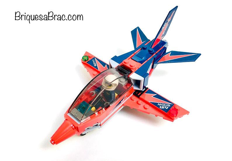 LEGO ® CITY AIRPORT 60177 Airshow Jet