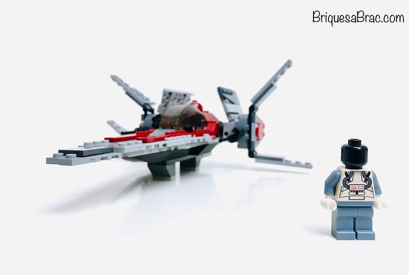 LEGO ® STAR WARS 6205 V-wing Fighter