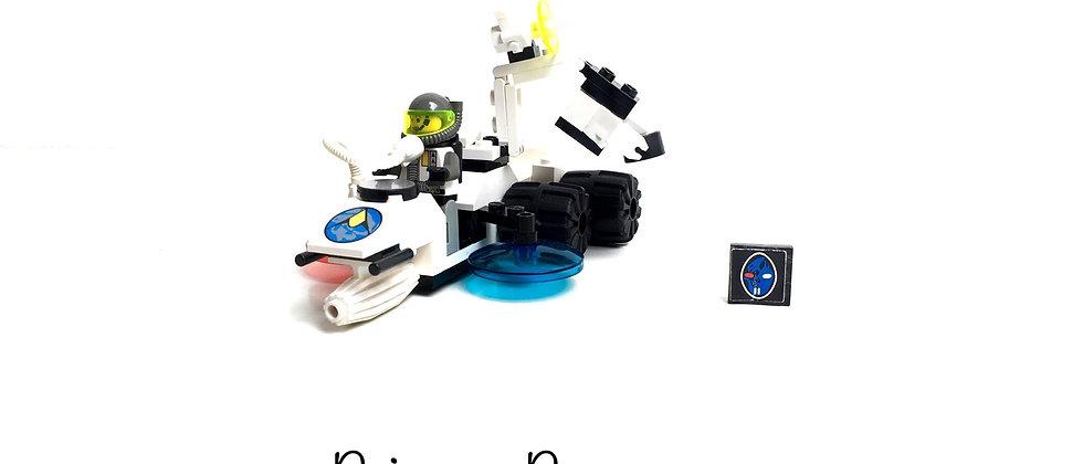 LEGO ® SPACE EXPLORIENS 6854 Alien Fossilizer