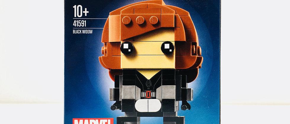 LEGO® BRICKHEADZ 41591Black Widow