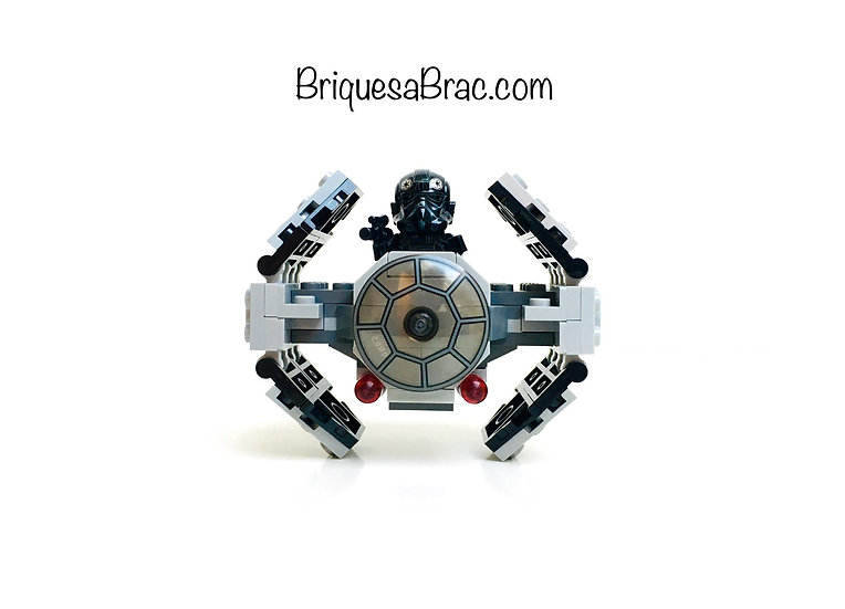 LEGO ® STAR WARS™ 75128 TIE Advanced Prototype (Occasion)