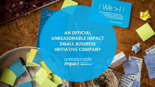 Mind Body Goals selected to join the Unreasonable Impact Small Business Initiative
