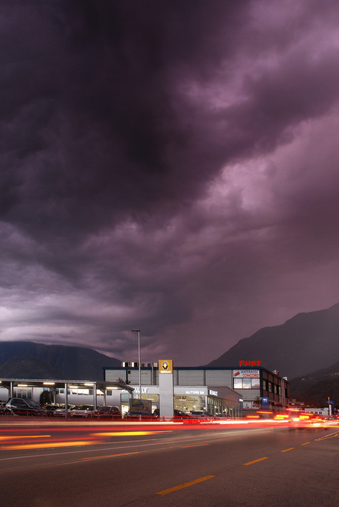 2015 Autors Garage Giubisco foto notte00