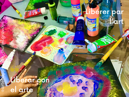 Libérer par l'art