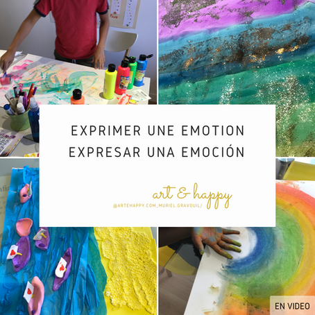 Exprimer une émotion /Expresar una emoción