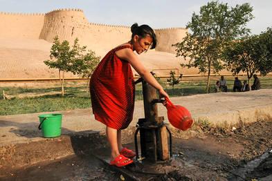 Urgench, Usbekistan