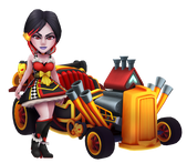 Queen of Karts