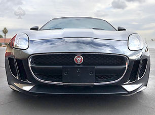 2016 Jaguar F-Type Ceramic Coating and T
