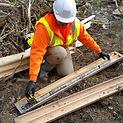 First Nation Lands - Measuring Bedrock -