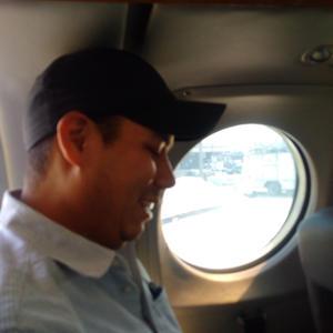 Shayne Hill - small plane travel