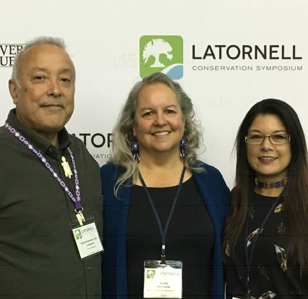Kerry-Ann Charles @ Latornell with colleagues