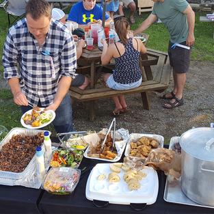 Food Security Feast - Curve Lake FN
