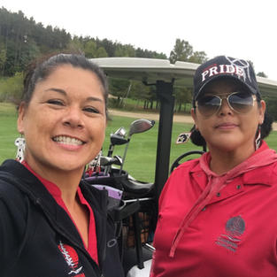 CIPS and family at OTC Golf