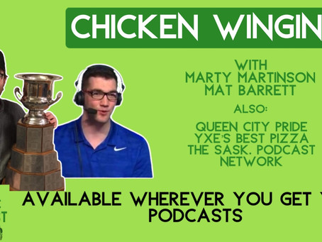 LLP26: Chicken Wingin' It, with Marty Martinson and Mat Barrett