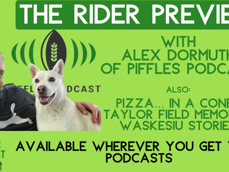 LLP27: The Rider Preview, with Piffles Podcast