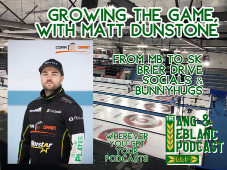 EP38: Growing the Game, with Matt Dunstone