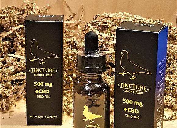 LIFT 500 mg CBD Tincture