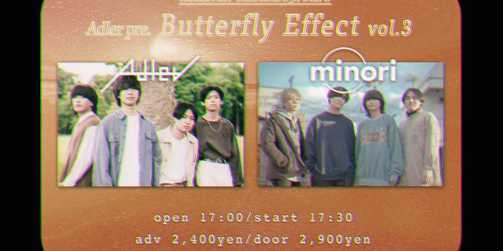 """Adler pre.""""Butterfly Effect Vol.3"""""""