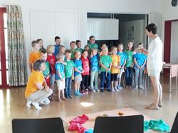 Sonntagsschule Dussnang 2018