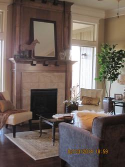 Model Home Formal Living Room