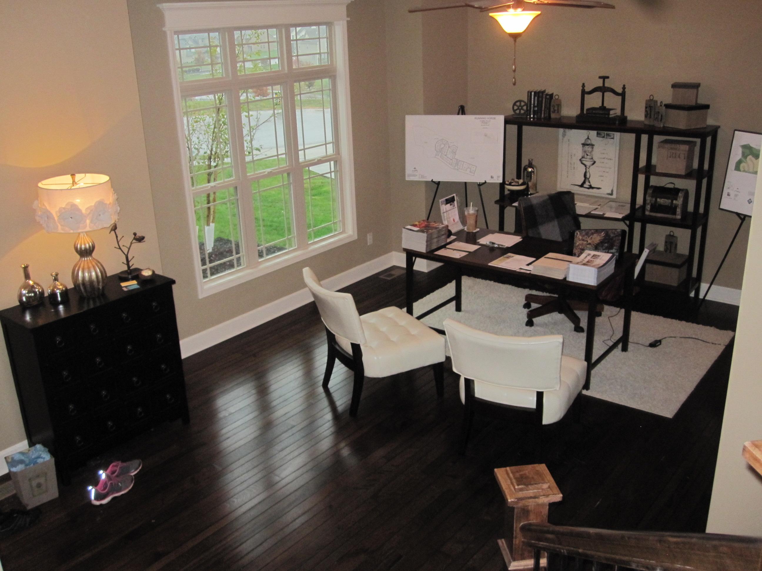 Model Home Office