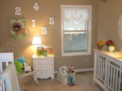 Model Home Baby's Room